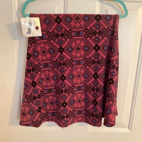 S Azure skirt